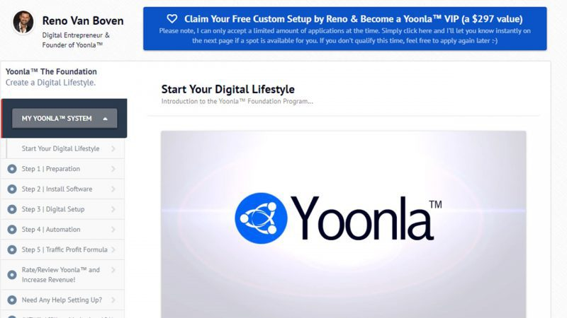 yoonla promotion
