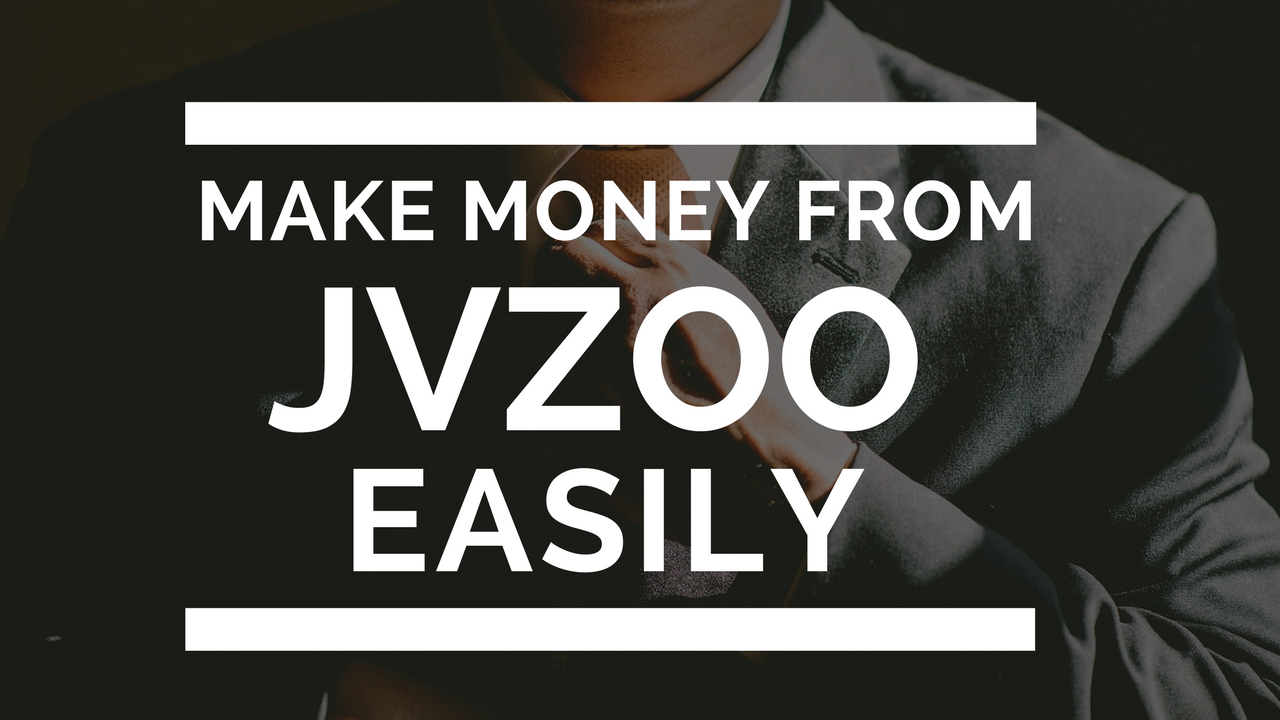 make money jvzoo