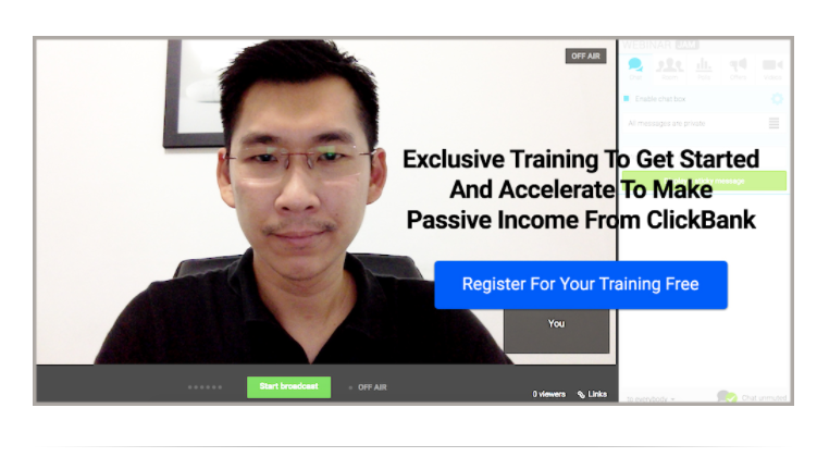 cb passive income training