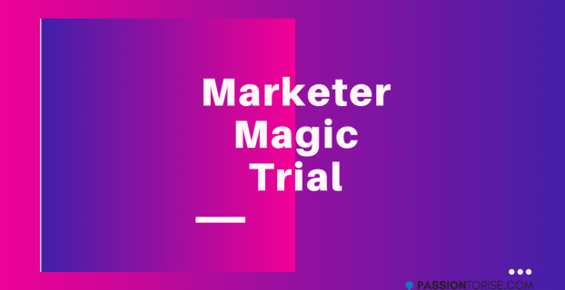 MarketerMagic Trial
