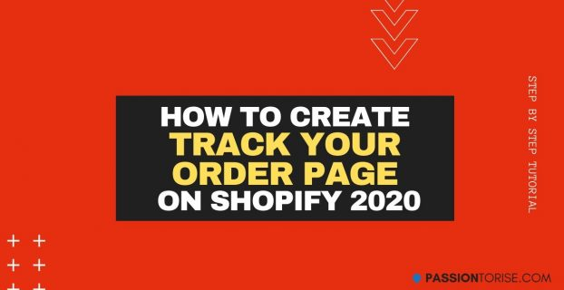 How To Add a Tracking Page on Shopify Store